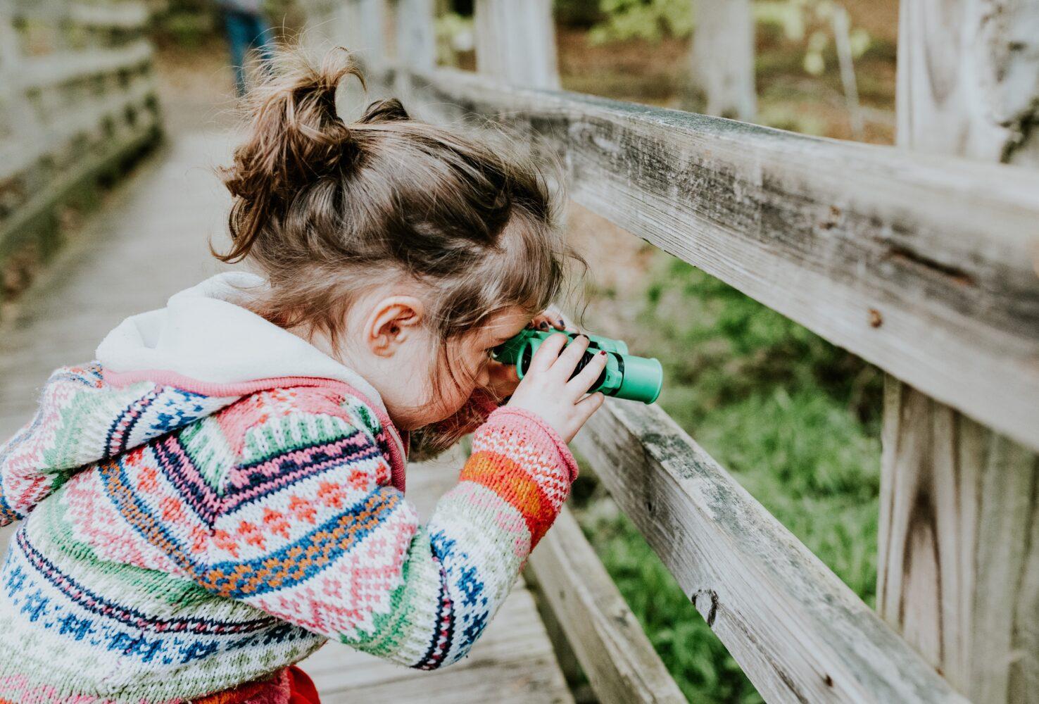 Het Gezinsleven - Moeder en Kind - Kinderen 1-4 jaar - Taalontwikkeling/ hoe krijg je meer interactie met je kind? - De natuur ontdekken