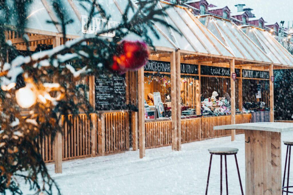 Het Gezinsleven - Uitstapjes - Evenementen - Kerstmarkten kraampjes