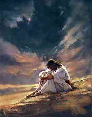 Image result for Yeshua in the wilderness