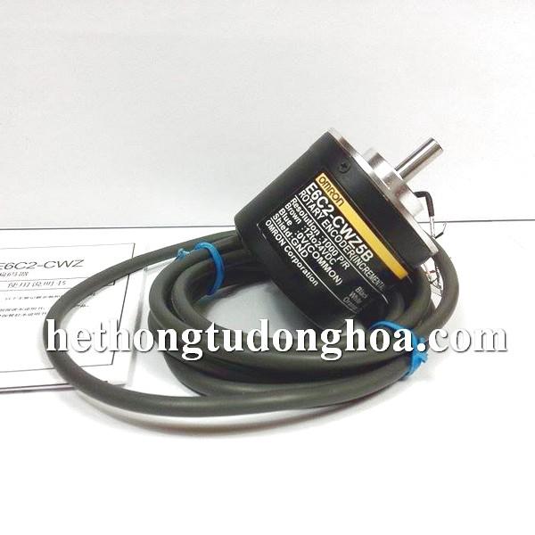 encoder omron E6C2-CWZ5B 1000PR 2M