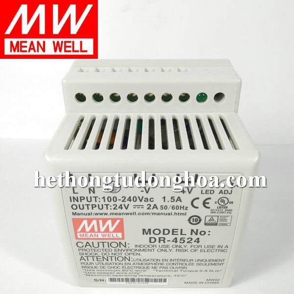dr-4524 meanwell