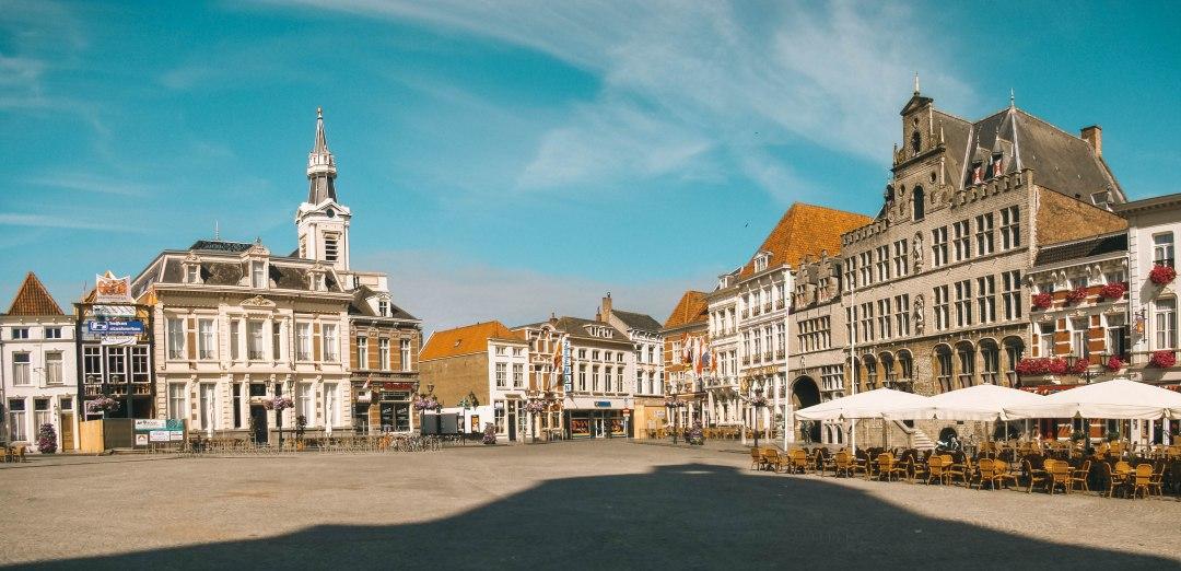 Bergen op Zoom centrum
