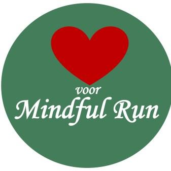 Logo Hart voor Mindful run icoon insta, eindversie
