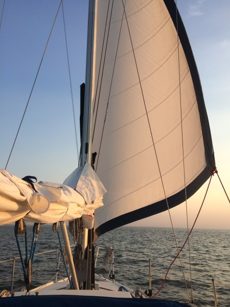 Mindful Sailing
