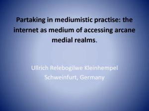 thumbnail of 11 Ullrich Kleinhempel – Partaking in Mediumistic Practise Presentation _URK_ Heidelberg 5-2017 (002)