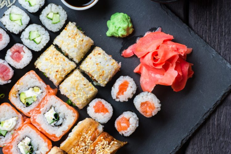 Onbeperkt sushi €23,00 bij Yume Sushi Deventer