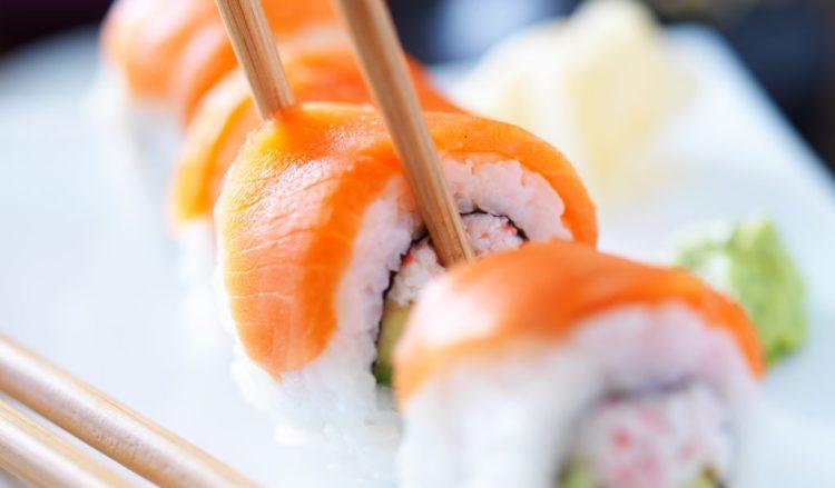 Afhaaldeal nami sushibox bij Yume Sushi Deventer
