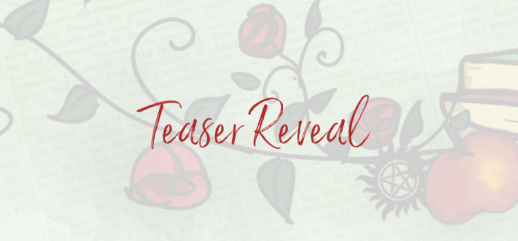 Teaser reveal van Justified van Jay Crownover