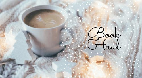 Boek haul december