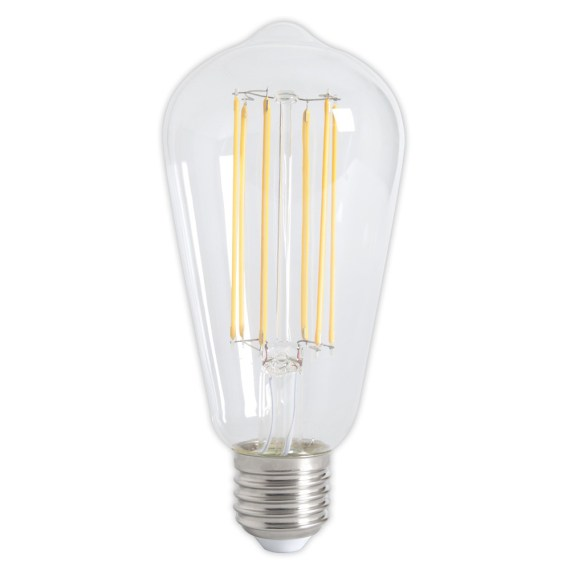 Calex LED Edison 4W 230V E27 2300K Clear 425404