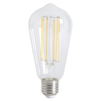 Calex LED Edison 4W 230V E27 2300K Clear 425404