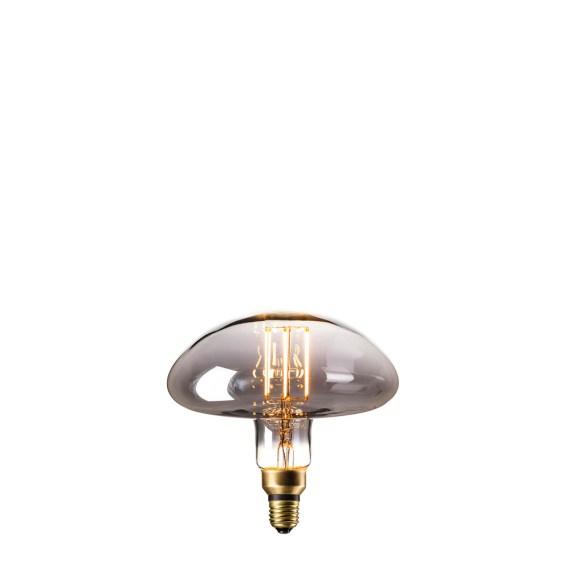 Calex XXL Calgary LED 6W E27 Titanium 2200K 425944