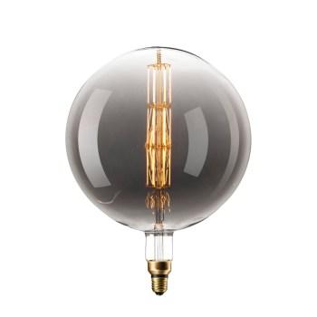 Calex XXL Manhattan LED 8W G300 E27 Titanium 2200K 425920