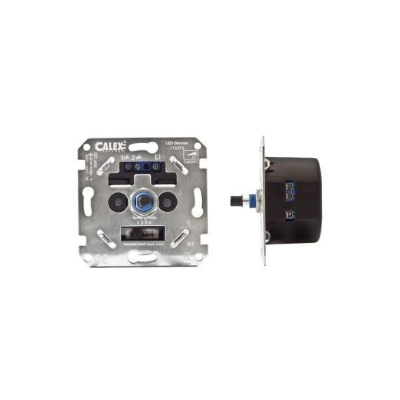 Calex inbouw dimmer 230V LED 3-70W 176372