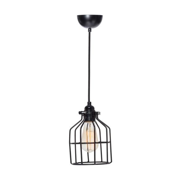No.15 hanglamp Kooi zwart