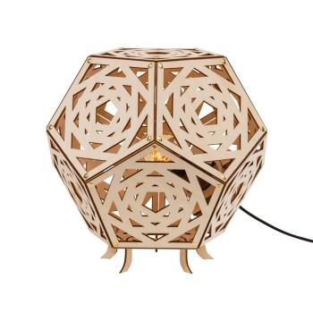 No.34 Tafellamp Dodecaheader by Sober Design