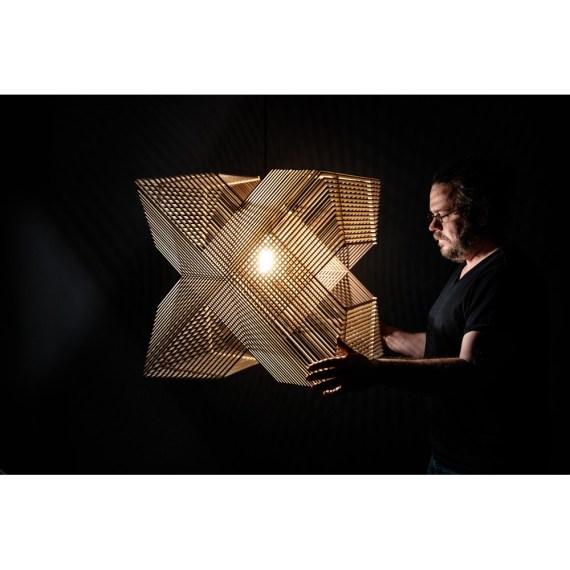 No.41 Hanglamp Angles XL bij a-LEX