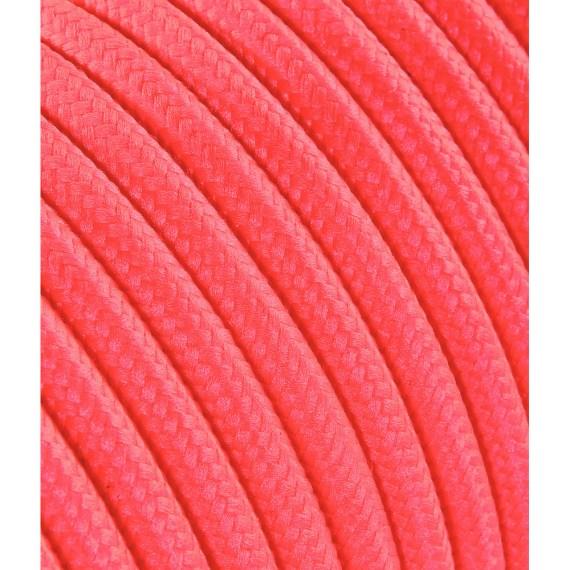 neon roze strijkijzersnoer