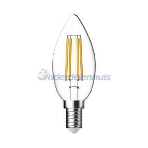 LED Dimbaar Kaars Helder Ledlamp Energetic Lamp