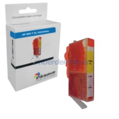 HP 364 Yellow Geel Inksave Inkt Inktpatroon