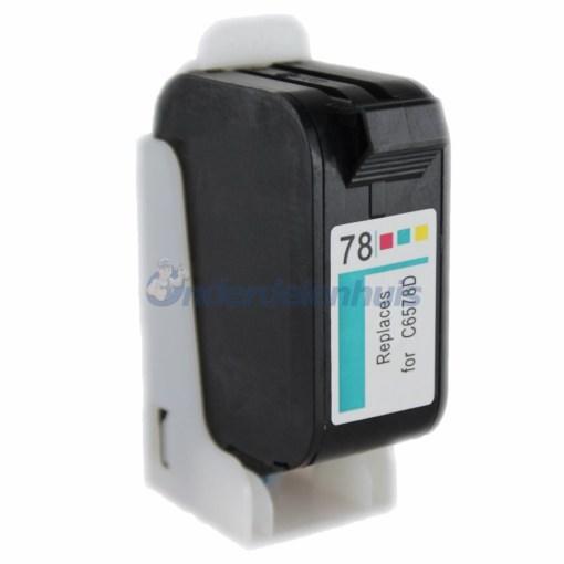 Inkt Inktpatroon HP 78 Kleur Inksave