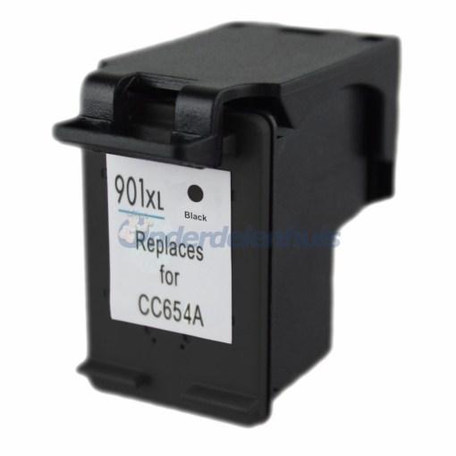 HP 901 Zwart Inkt Inksave Inktpatroon Inkt cartridge