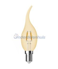 LED kaars goud helder tip Energetic