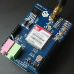 Modulo de Comunicacion Inalambrica GSM Shield