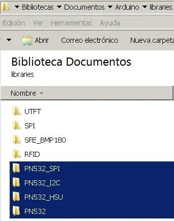 Shield RFID NFC