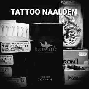 TATTOO-NAALDEN