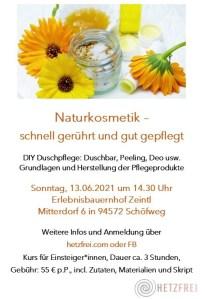 Naturkosmetik DIY