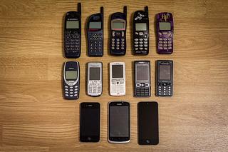 Evolution des gsm