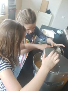 preparation repas
