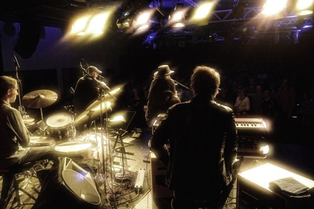 Heuserband Live 25