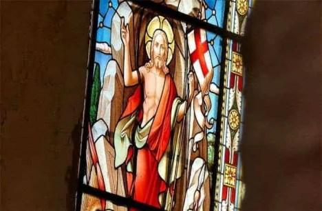 Fenster Kirche Petrovice