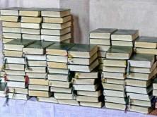 Gesangsbücher für den Gottesdienst Wenzelskirche Naumburg
