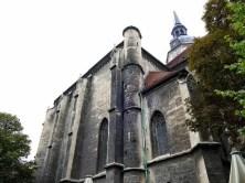 Wenzelskirche Naumburg von Außen