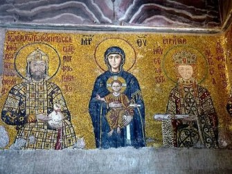 Hagia Sophia Istanbul Bild