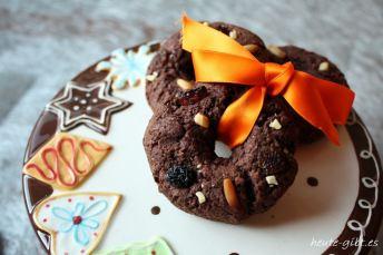 Schokoladige Kringel