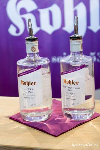 Destillerie Kohler aus Stuttgart