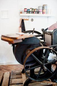Druckerpresse