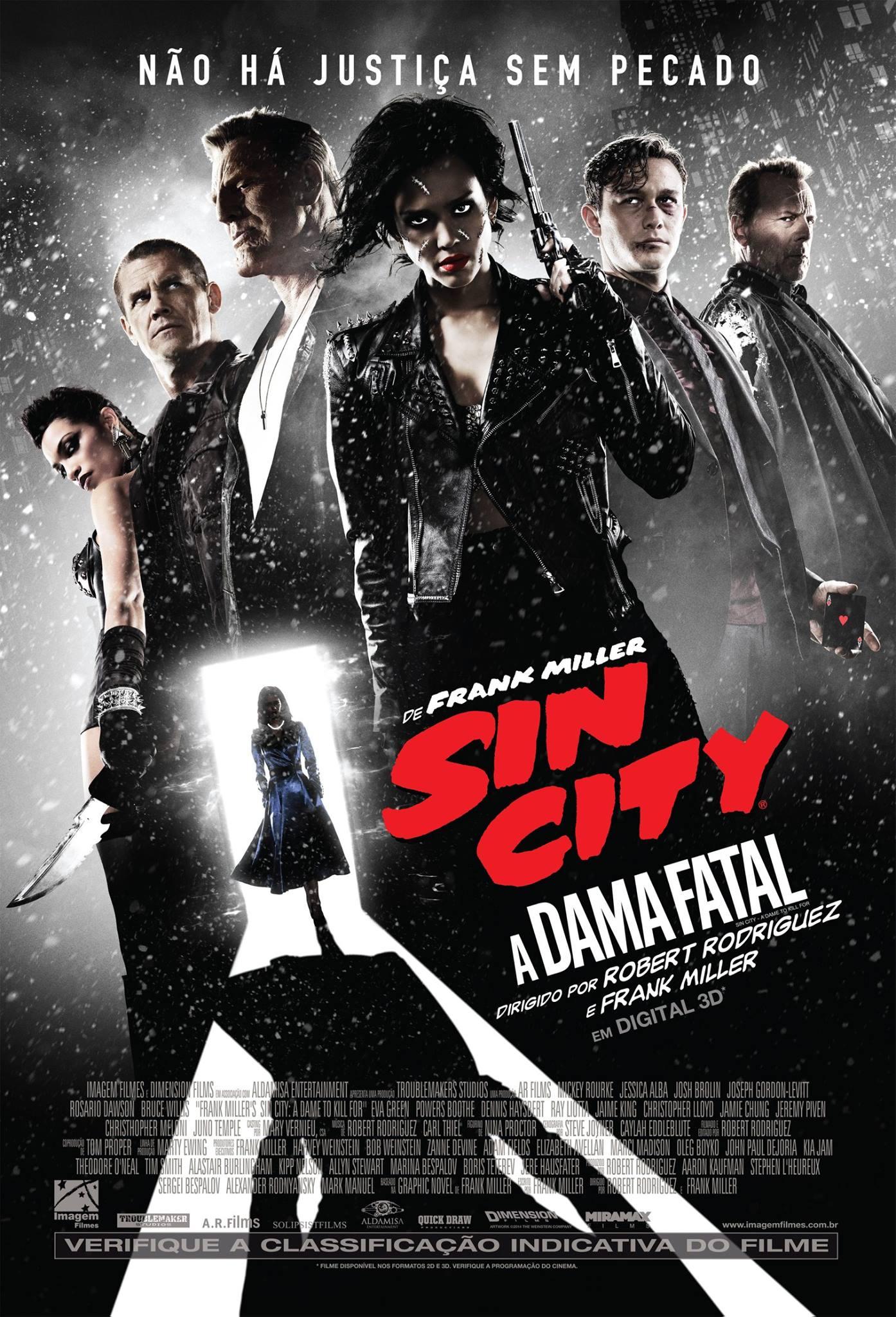 Poster do filme Batismo Fatal