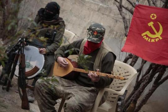 Революция - это музыка
