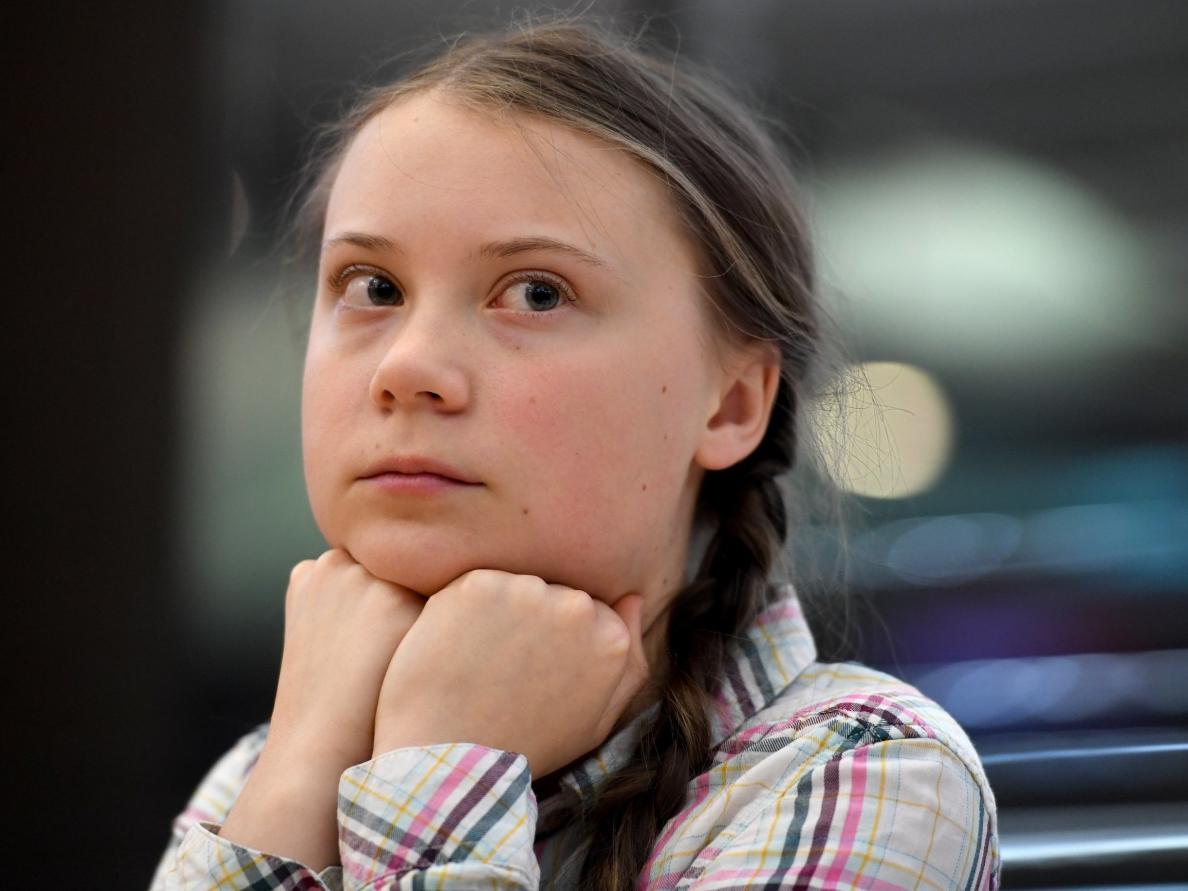 Greta Thunberg Is The Most Terrifying Person In The World