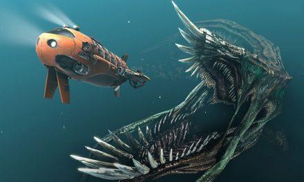 5 Foto dan Ilustrasi Monster Laut HD | 1