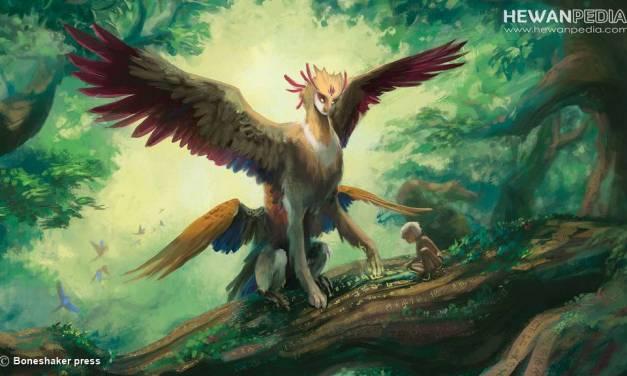 Mitologi Mitos Burung Anqa dalam Islam