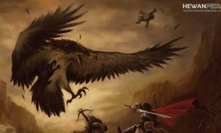 Mitologi dan Cerita Burung Roc atau Rukh