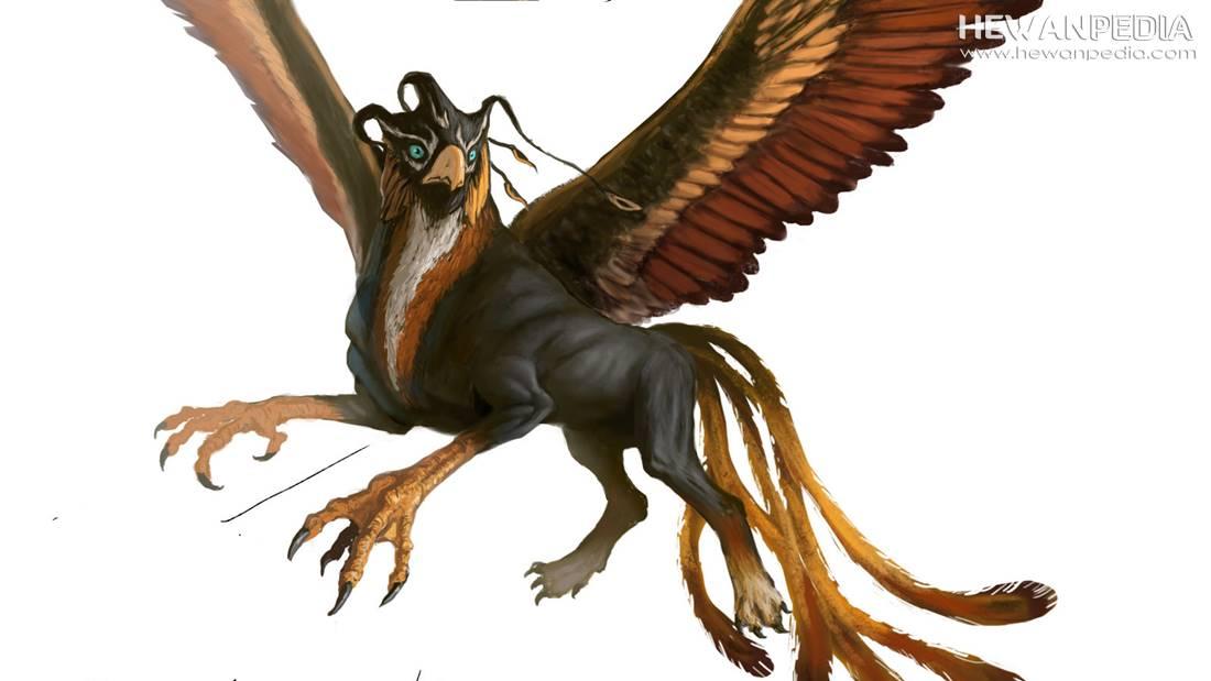 Mitologi dan Cerita Burung Simurgh