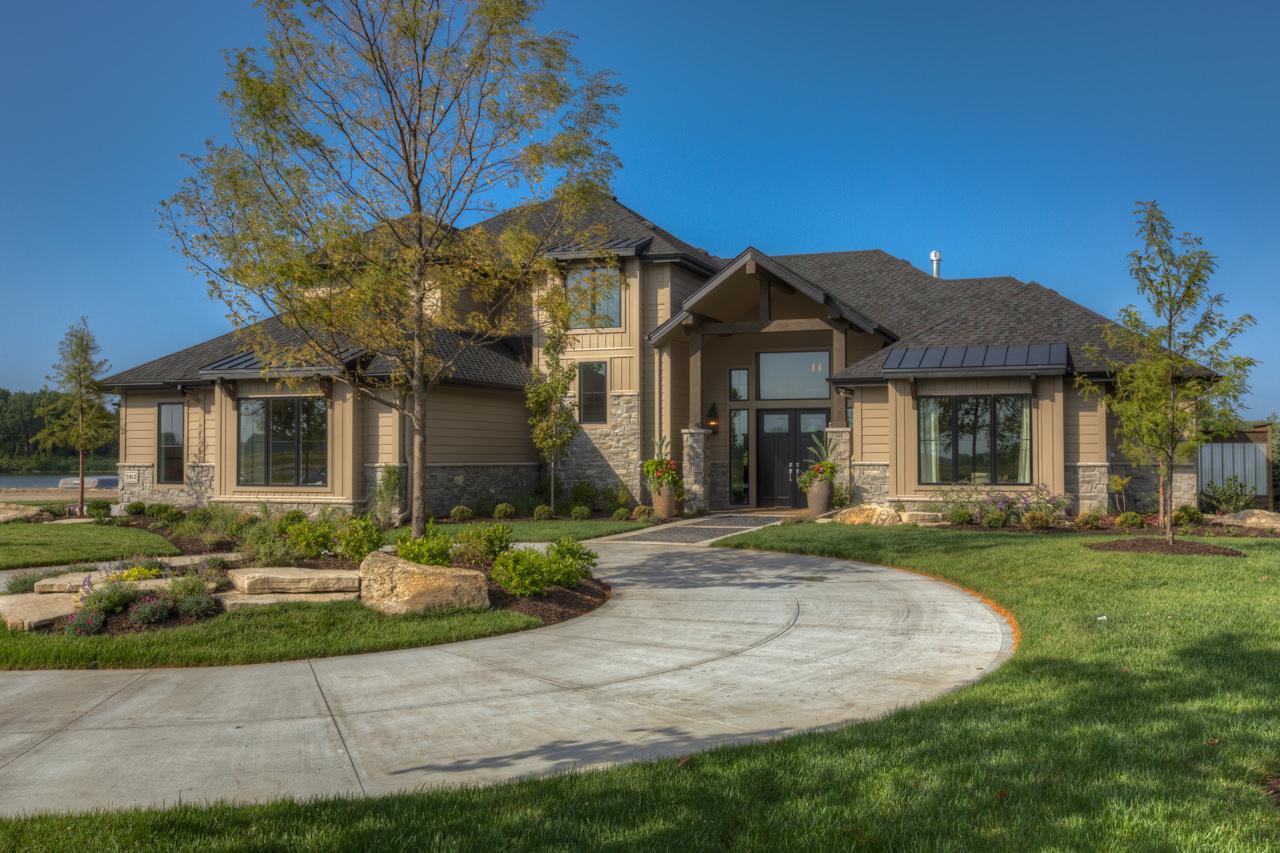 Landmark Homes (Douglas County, Nebraska)