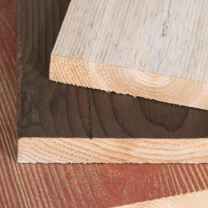 Cedar Wall Paneling Samples